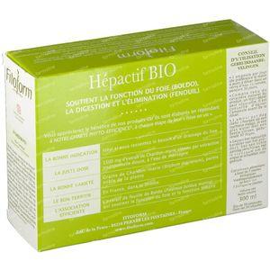 Fitoform Hepactif Bioholistic 30 ampoules