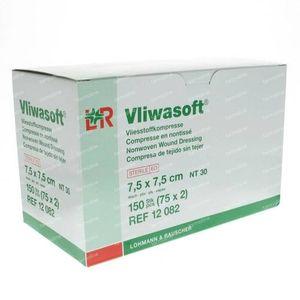 Vliwasoft 7.5 x 7.5cm 12082 150 stuks