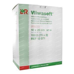 Vliwasoft 10 x 20cm 12071 75 unidades