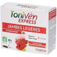Ortis Toniven Express Bio ohne Alkohol 105 ml