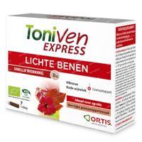 Ortis Toniven Express Bio Zonder Alcohol 105 ml