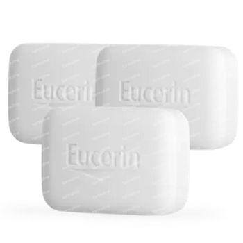 Eucerin pH5 Pain Dermatologique 2+1 GRATUIT 3x100 g