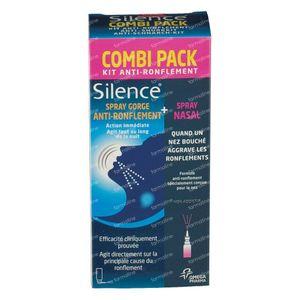 Silence Heavy Snoring Kit 65 ml