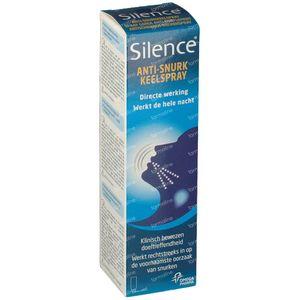 Silence Anti-Snoring Total 50 ml vaporizador
