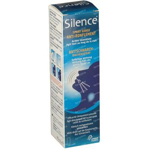 Silence Anti-Snoring Total 50 ml spray