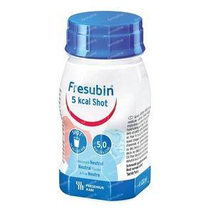 Fresubin 5 Kcal Shot Neutraal 480 ml