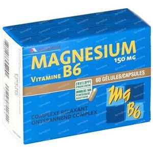 Arkopharma Magnesium B6 60 cápsulas