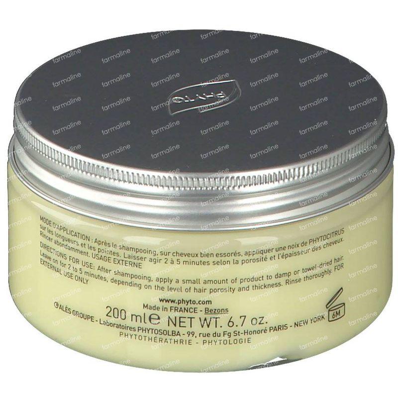 phytocitrus masque nourrissant pour les cheveux 200 ml commander ici en ligne. Black Bedroom Furniture Sets. Home Design Ideas