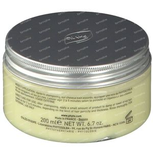 Phytocitrus Voedend Haarmasker 200 ml