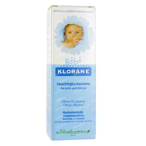 Klorane Baby Hydrating Cream 40 ml