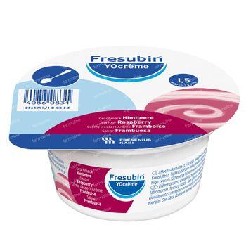 Fresubin Yocreme Framboise 4x125 g