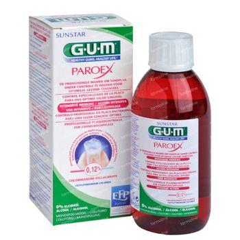 GUM Paroex Mundspülung 300 ml