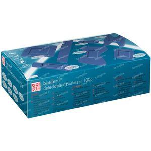 Bluezeno Detectable Assort 100 pansements