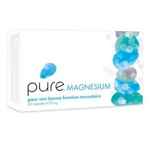 Pure Magnesium 60 capsules