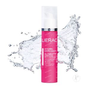 Lierac Hydra-Chrono+ Gel-Crema Sedoso Deslaterante 40 ml