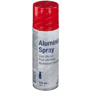 Aluminium Spray Eurovet 200 ml
