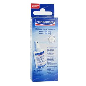 Hansaplast Woundspray 50 ml