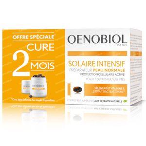 Oenobiol Solaire Intensif - Protection Cellulaire de l'Interieur DUO 2x30 capsules