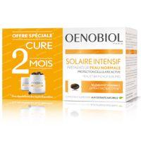Oenobiol Solaire Intensif - Celbescherming van Binnenuit DUO 2x30  capsules