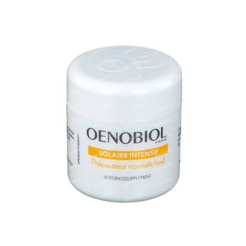 Oenobiol Solaire Intensif - Celbescherming van Binnenuit 30 capsules