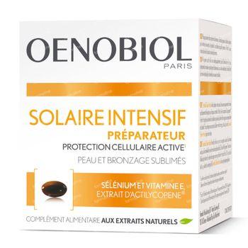 Oenobiol Sonne intensiv Normale Haut 30 kapseln