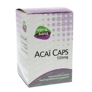 Acai 500 mg 120 capsules