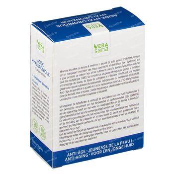 Acide Hyaluronique + Collagène Marin 30 capsules