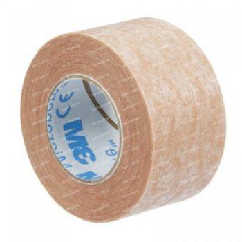3M Micropore Surgical Tape Huidskleur 1.25cmx9.15m 24 pleisters