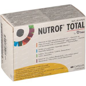 Nutrof Total 60 St capsule