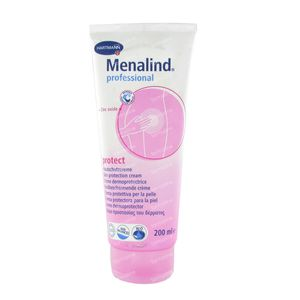 Hartmann Menalind Professional Cream with Zinc Oxide 200 ml