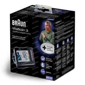 Braun Sphygmomanomètre Poignet BPW4300e 1 pièce
