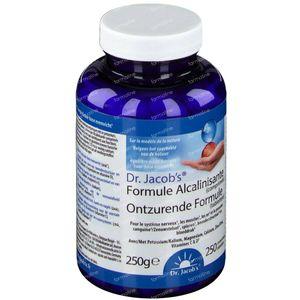 Formule Alcalinisante 250 tabletten