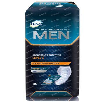 TENA Men Absorberende Bescherming Level 3 (Super) 16 stuks