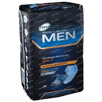 TENA Men Protection Absorbant Level 3 (Super) 16 pièces