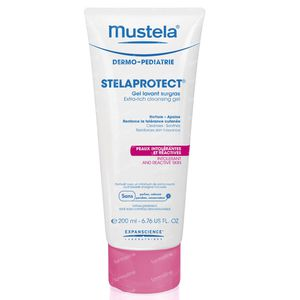 Mustela Stelaprotect Gel Lavante 200 ml