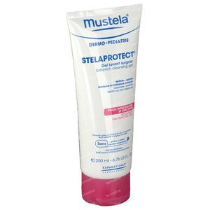 Mustela Stelaprotect Superfatted Cleansing Gel 200 ml