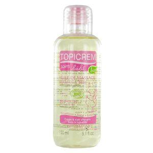 Topicrem Baby Massage Olie 150 ml