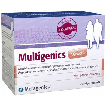 Multigenics Senior 30 st