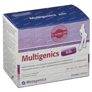 Multigenics Ado 30 beutel