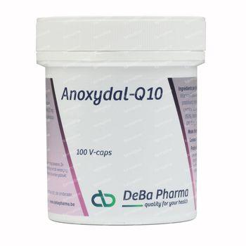 Deba Anoxydal-Q10 100 capsules