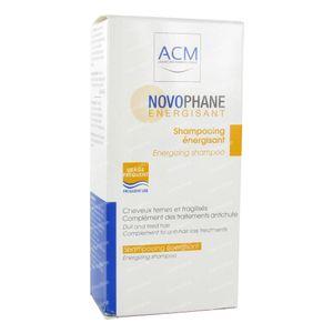 Novophane Shampoing Énergie 200 ml