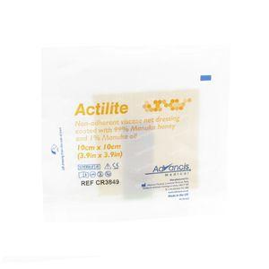 Actilite Bandage Non-Adhesive 10cm x 10cm 1 St