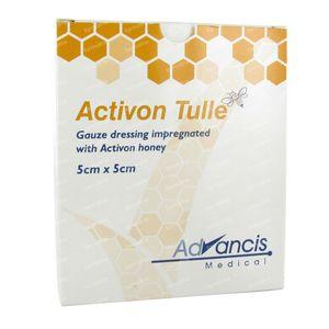 Activon Bandage Non-Adhesive 5cm x 5cm 5 unidades