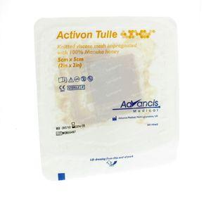 Activon Bandage Non-Adhesive 5cm x 5cm 1 pieza