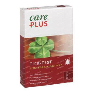 Care Plus Tick Test Lyme Borreliose 1 St