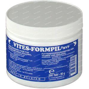 Vites-Formpil BVP 250 tabletten