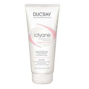 Ducray Ictyane Hydraterende Crème 200 ml