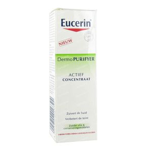 Eucerin DermoPURIFYER Concentré Actif 30 ml