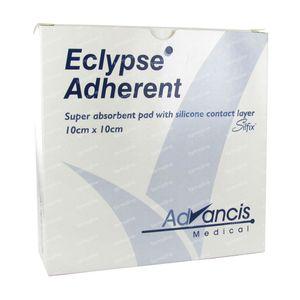 Eclypse Adherent Soft Sil 10cm x 10cm 10 unidades