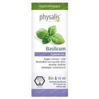 Physalis Basilicum Essentiële Olie Bio 10 ml